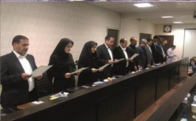 انتخاب رئیس و نایب رئیس شورای شهر قدس