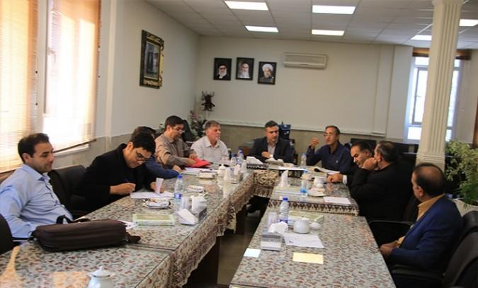 مراسم تحلیف اعضای شوراهای اسلامی روستاهای شهرستان شهریار