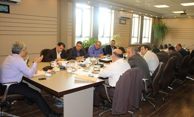 برگزاری جلسه هماهنگی بزرگداشت هفته دولت با حضور فرماندار شهرستان شهریار