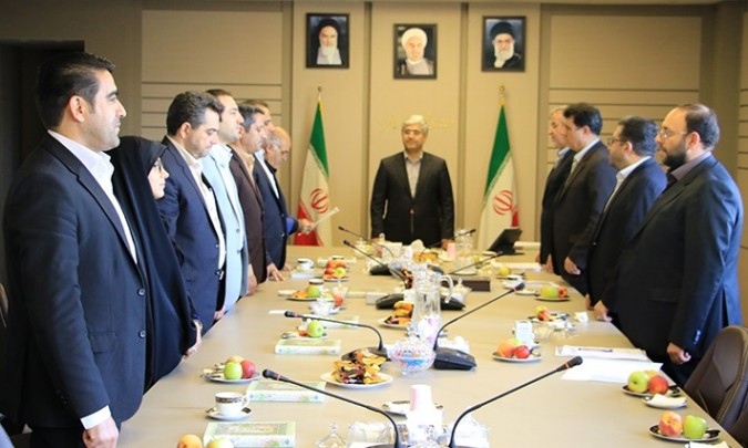 مراسم تحلیف اعضا و  شورای اسلامی شهر اندیشه