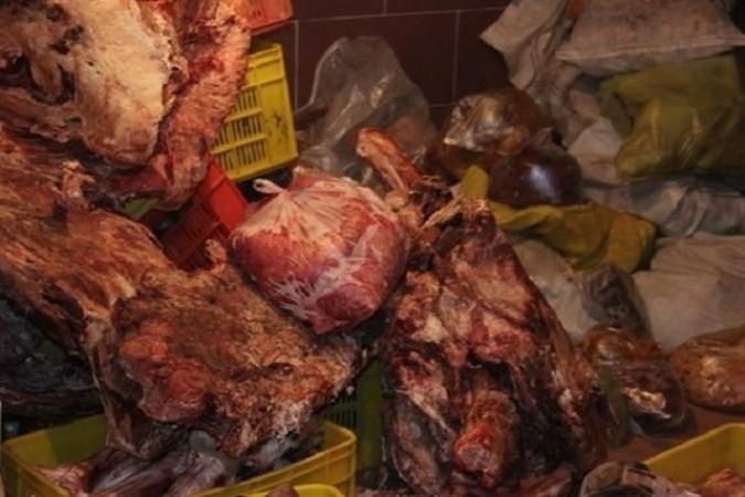 کشف یک تن گوشت فاسد در شهریار