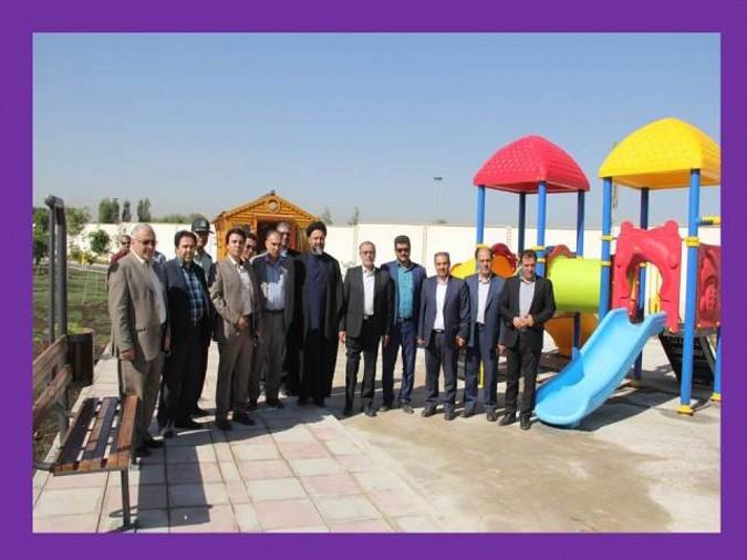 چندین طرح عمرانی و خدماتی در ملارد به مناسبت هفته دولت افتتاح شد