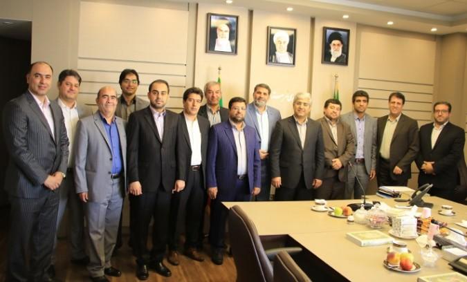 مراسم تحلیف اعضای شورای اسلامی شهر شهریار