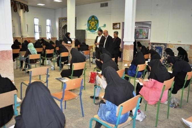 کنکور فنی و حرفه ای با حضورهزارو 847داوطلب در شهریار برگزار شد