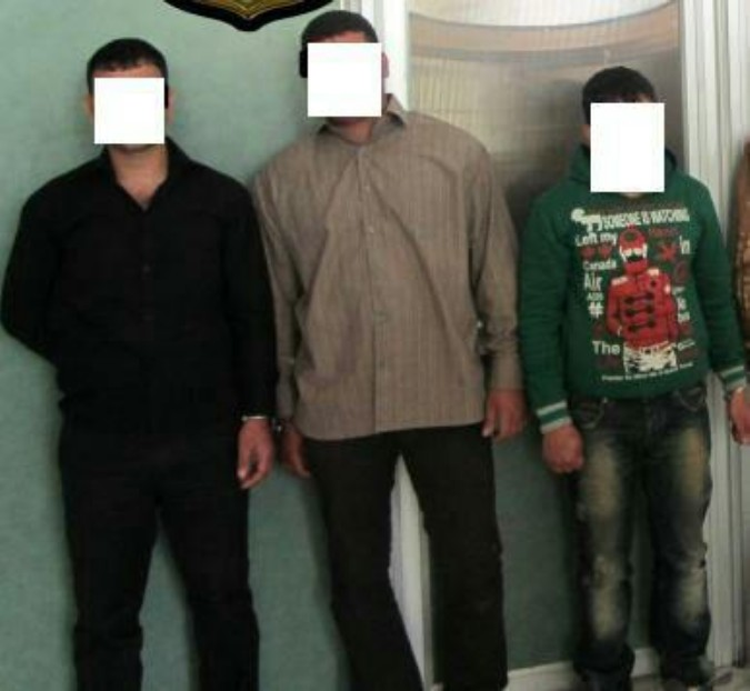 دستگیری باند سارقان و کشف 12 فقره سرقت در ملارد