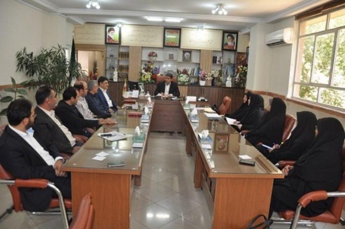 نخستین جلسه شورای مشورتی مدیران متوسطه اول
