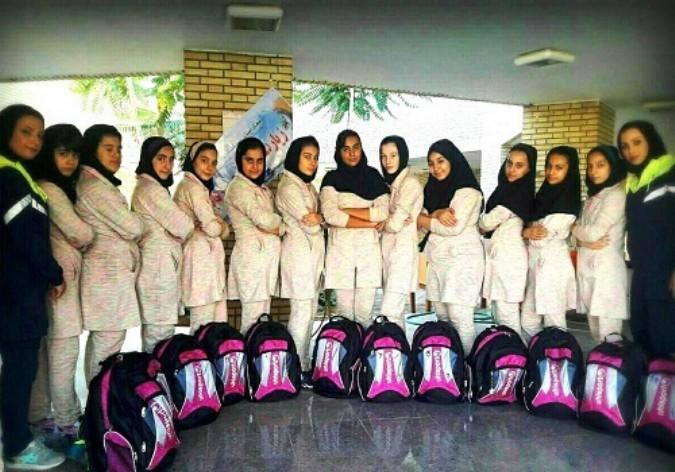 کسب مقام نایب قهرمانی کشور توسط دختران هندبالیست شهریاری