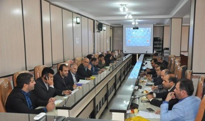 بازدید ناظرین پروژه مهر استان از مدارس شهریار