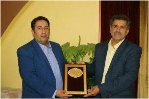 برگزاری مراسم تقدیر از هیات برتر کاراته شهرستان شهریار