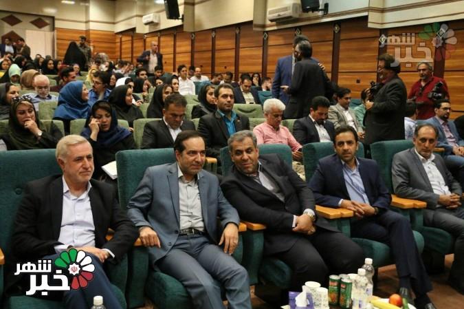 همایش تجلیل ازخبرنگاران شهرستانهای استان تهران درشهرری