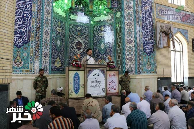 اولین اردوی ستاد برگزاری نماز جمعه شهرستان شهریار به نماز جمعه شهرستان ملارد