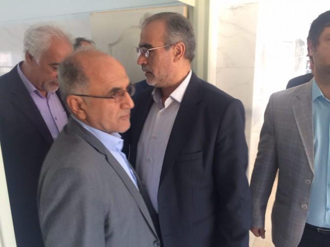 بازدید مدیرکل سازمان بهزیستی استان تهران از مرکز نگهداری از معتادین اخوان