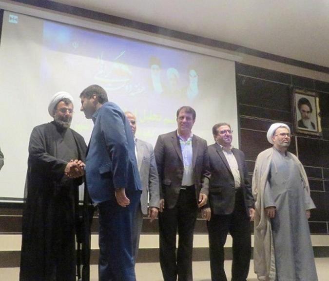 انتخاب آموزش وپرورش شهریار به عنوان اداره برتر شهرستان شهریار