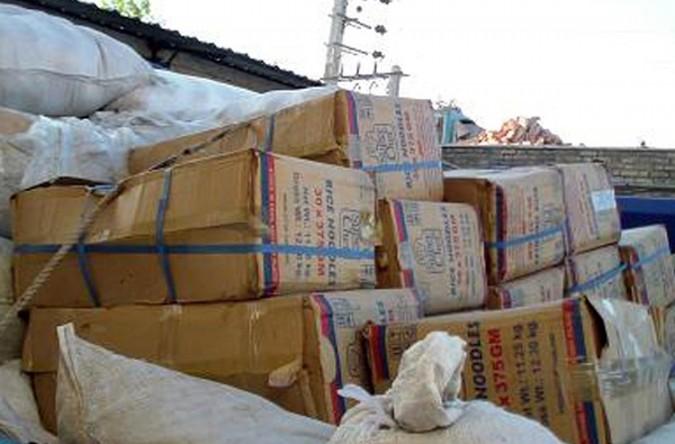 کشف محموله قاچاق به ارزش ۱۰ میلیارد ریال در شهریار