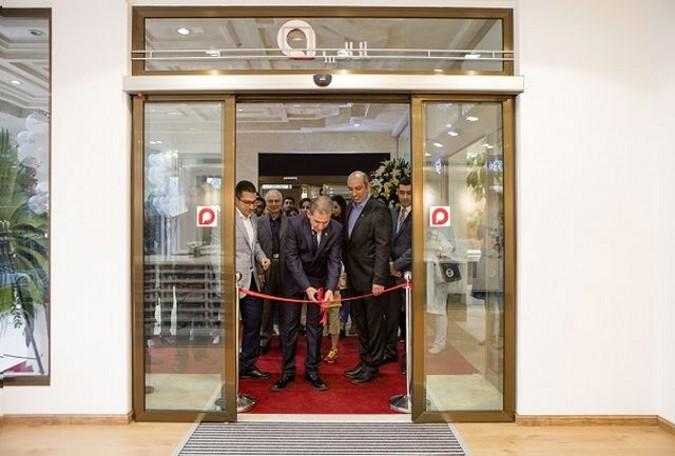 یازدهمین خانه پالاز با حضور مدیران و معماران شهریور ماه امسال در شریعتی افتتاح شد.