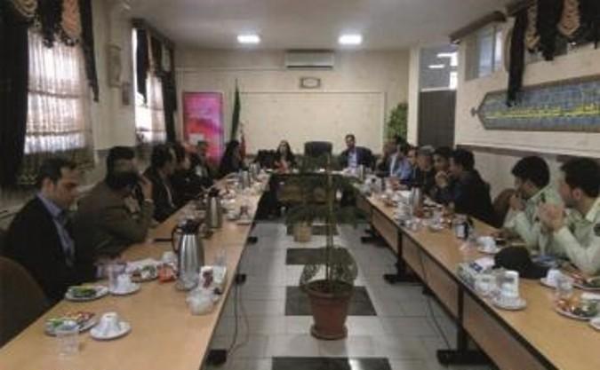برگزاری جلسه شورای آموزش و پرورش شهرستان قدس