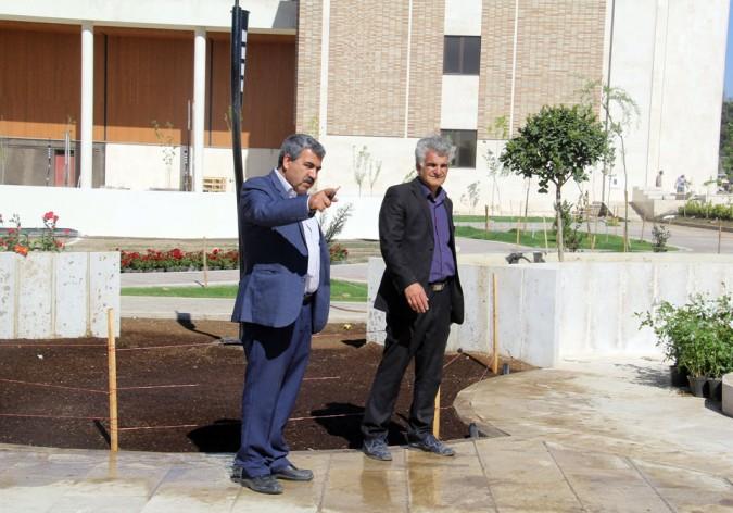 تشریح عملکرد چهار ساله سازمان پارک ها و فضای سبز شهرداری قدس