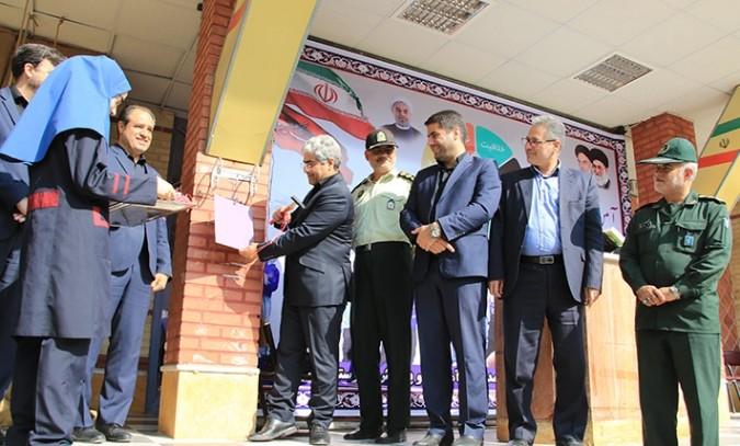 زنگ بازگشایی مدارس شهرستان شهریار نواخته شد