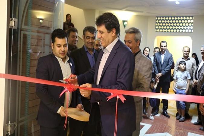 افتتاح نمایشگاه عکس های قدیمی شهریار