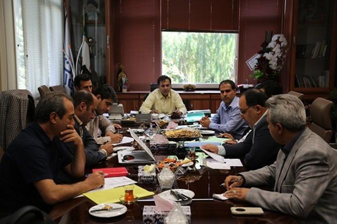 جلسه شورای معاونین شهرداری شهریار برگزار گردید