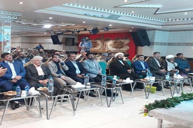 همایش مشاورین امور ایثارگران دستگاه های اجرائی استان تهران