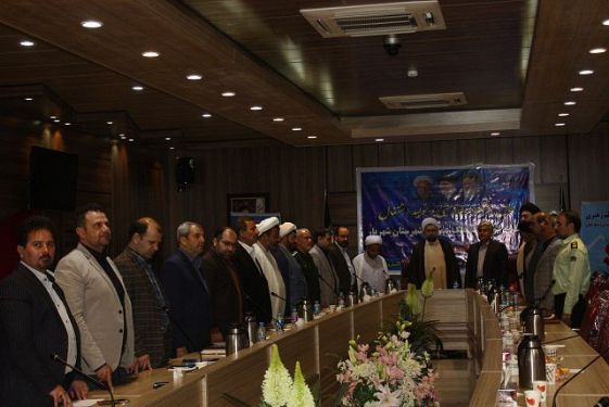 برگزاری  جلسه شورای فرهنگ عمومی شهرستان شهریار درسال 96