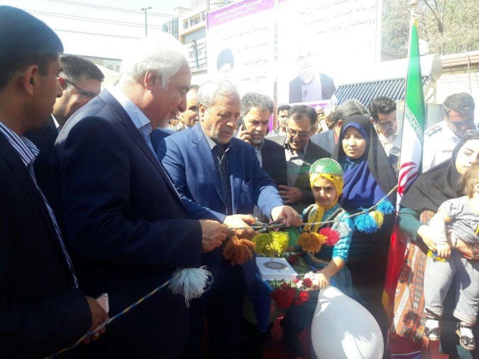 پنجمین نمایشگاه دستاوردهای روستایی وعشایری استان تهران در ملارد افتتاح شد