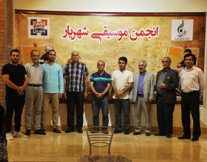 برگزاری نمایشگاه عکس اساتید پیشکسوت موسیقی ایران درشهرستان شهریار