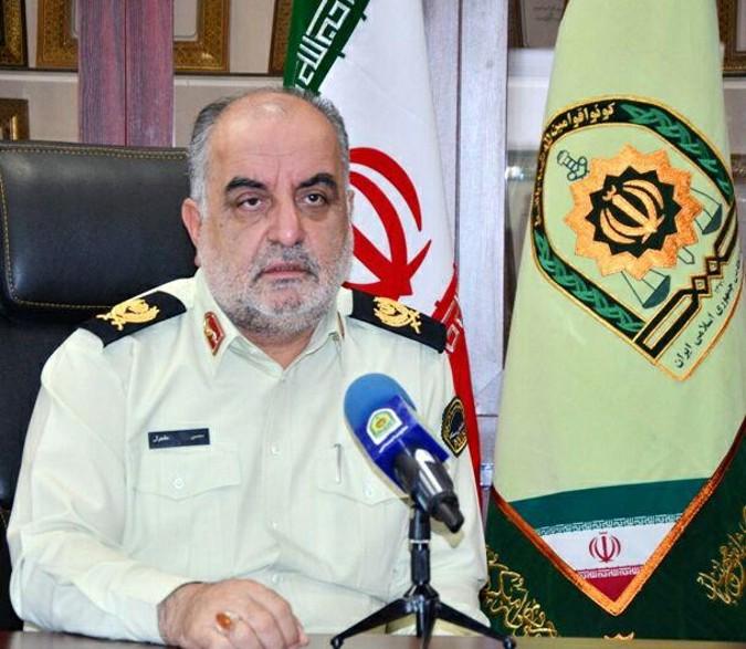 کاهش 31 درصدی تصادفات فوتی در غرب استان تهران در یک ماه گذشته