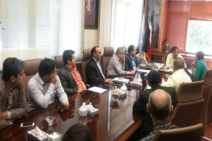 ملاقات عمومی شهردار و شورای شهر شهرستان شهریار با شهروندان