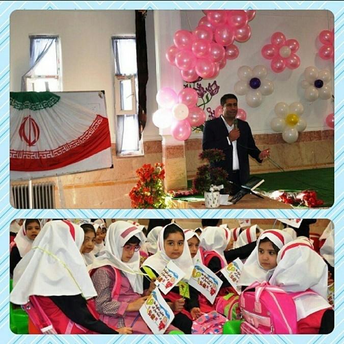 با حضور 12 هزار دانش آموز کلاس اولی جشن شکوفه ها در شهریار برگزار شد