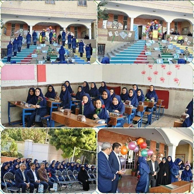 جشن جوانه ها در شهریار برگزار شد