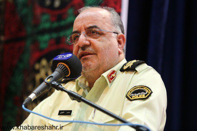 نیروی انتظامی در برخورد با مجرمان و هنجارشکنان در اوج اقتدار قرار دارد