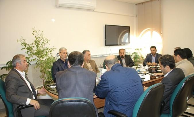 جلسه مدیریت بحران شهرستان شهریار برگزار شد