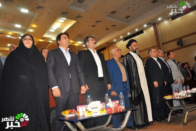 حضور استاندار تهران در ملارد + تصاویر