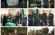 همایش پیاده روی خانوادگی به مناسبت هفته بسیج در اصیل آباد شهریار برگزار شد
