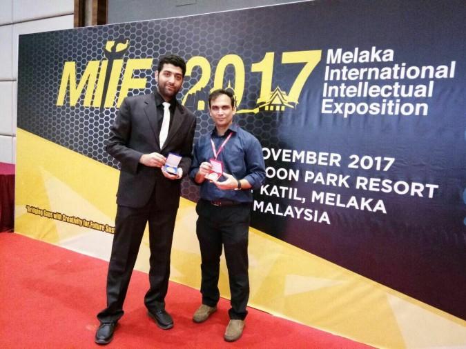 محققان ایرانی در مالزی خوش درخشیدند