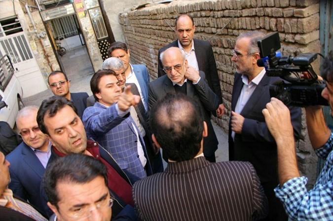 حضور استاندار تهران در شهرستان ملارد