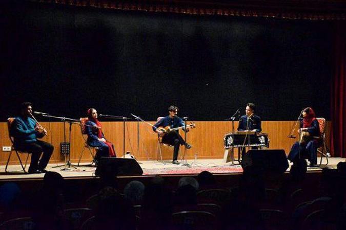 برگزاری اجرای موسیقی زنده در فرهنگسرای ایثار اندیشه