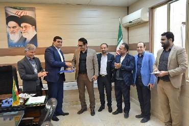 چنگیز تاجیک بعنوان سرپرست معاونت امور زیر بنایی و ترافیکی شهرداری ملارد منصوب شد.