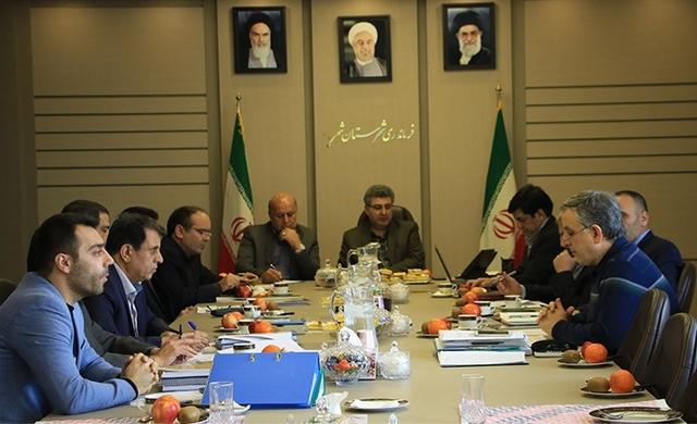 جلسه ارزیابی عملکرد فرمانداری شهرستان شهریار برگزار شد