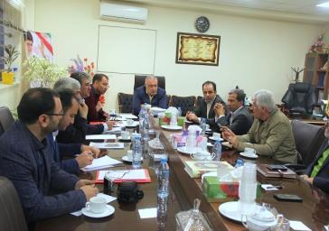 توزیع بیش از ۳۵ هزار اصله نهال مثمر و غیر مثمر رایگان بین شهروندان شهرستان ملارد