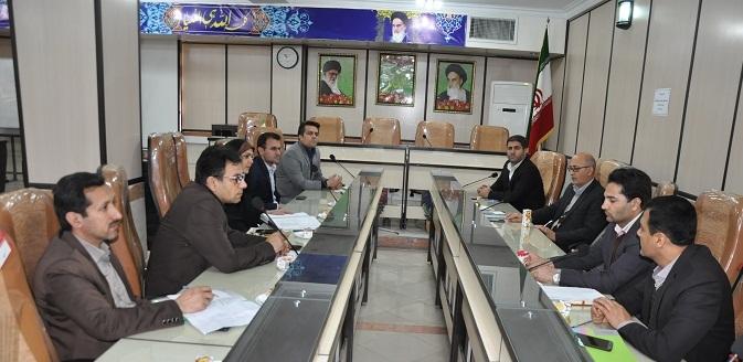 برگزاری جلسه کمیته پیش دبستانی شهرستان شهریار