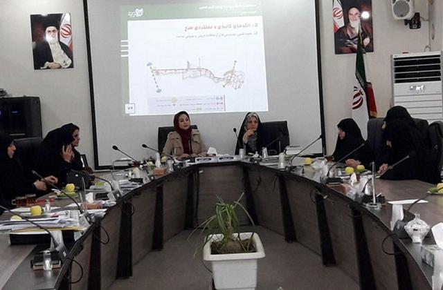 برگزاری نخستین جلسه تخصصی کارگروه بانوان در شورای اسلامی شهر قدس