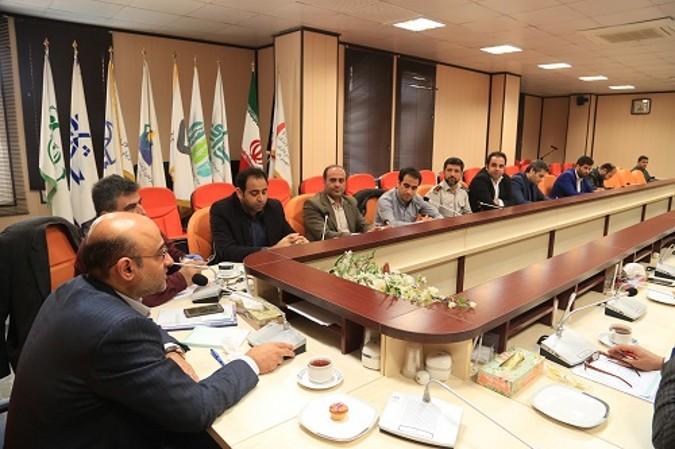 جلسه ستاد بحران شهر شهریار برگزار گردید