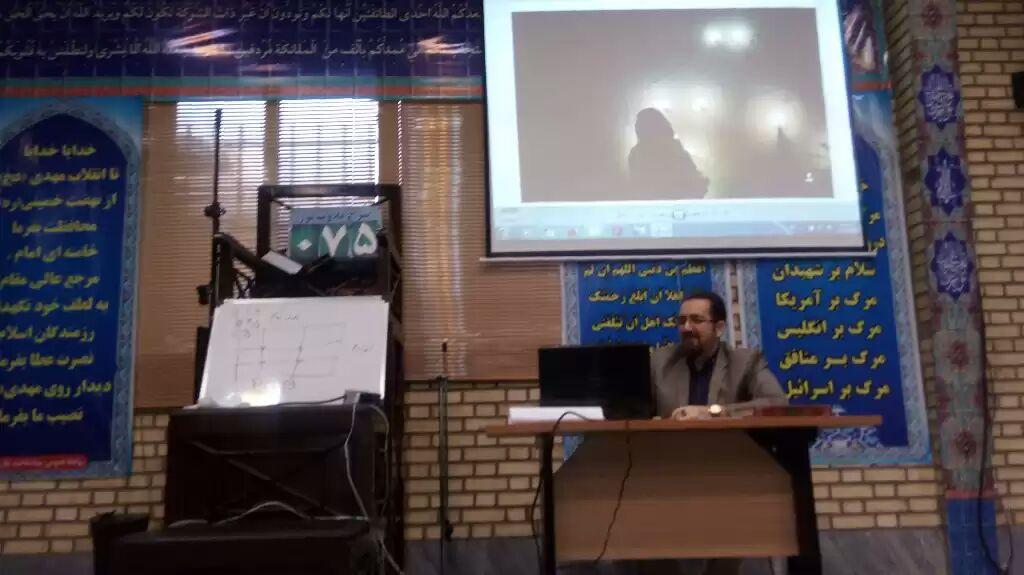 برگزاری کارگاه عکس مستند ویژه نوروز 97 به همت کانون بسیج هنرمندان شهرستان ملارد