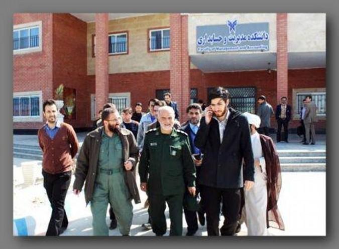 دیدار رییس کمیته جستجوی مفقودین دفاع مقدس از شهریار