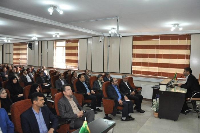 جلسه ی شورای اداری آموزش وپرورش شهرستان شهریار