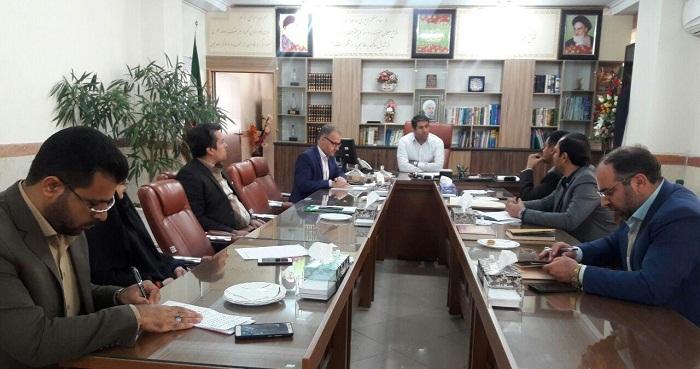 تشکیل اولین جلسه ی کارگروه حمایت از کالای ایرانی
