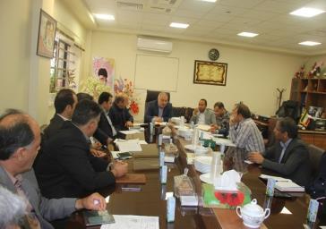 نخستین جلسه مدیریت بهبود کسب و کار شهرستان ملارد برگزار شد.